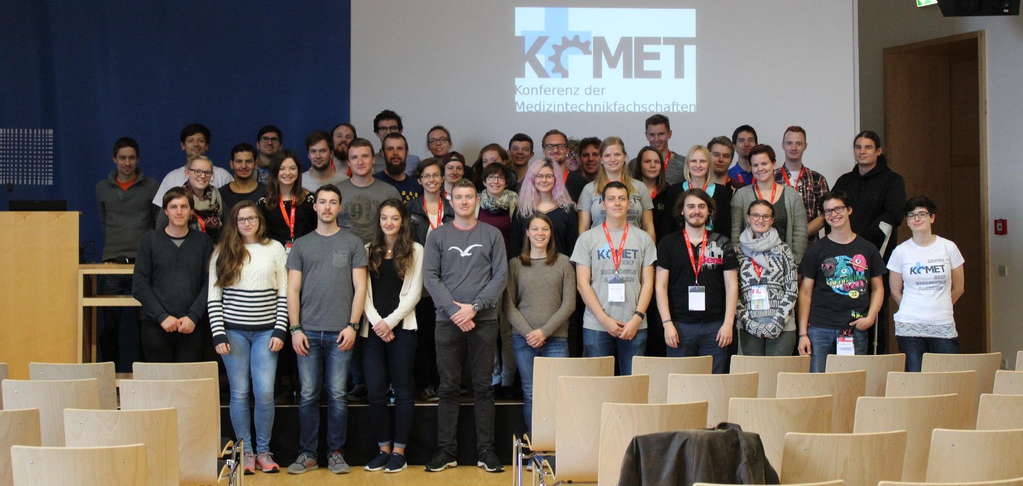 KOMET 2017 - Mannheim